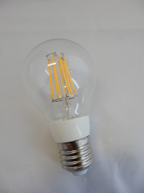 Energiesparlampen LED E27 7.2 W 2700K