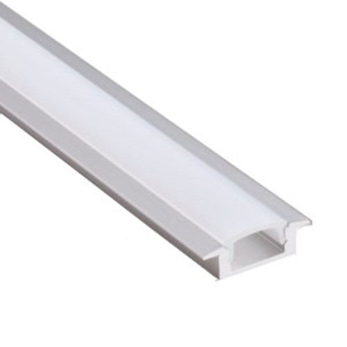 LP STRIP PROFILE 2 MTR - INTEGRE 6MM  -u-